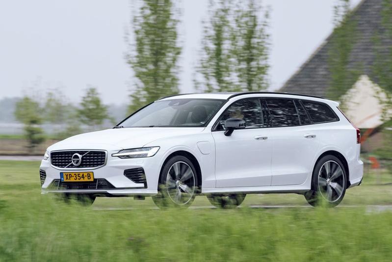 Volvo V60 T8 - Test