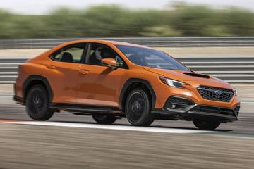 Knaller: nieuwe Subaru WRX