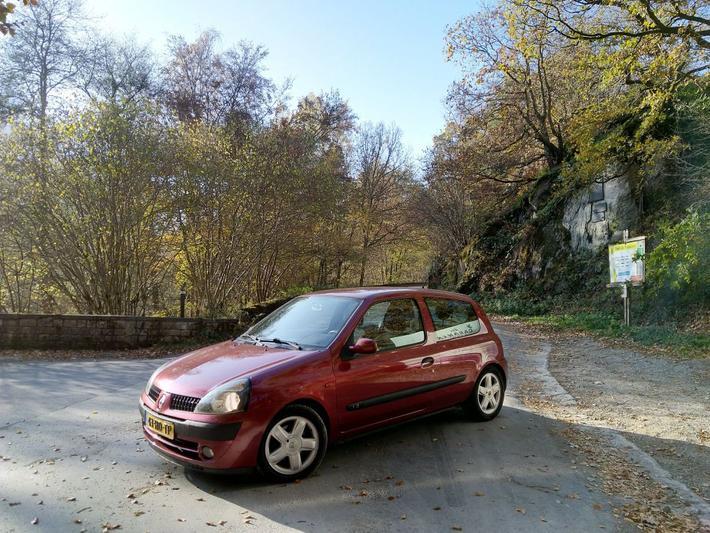 Renault Clio 1.2 Expression (2001)