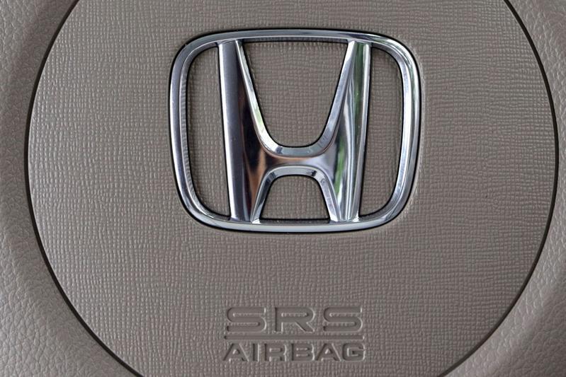 Takata airbag in Honda (foto: ANP)