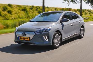 Hyundai Ioniq Electric - Rij-impressie
