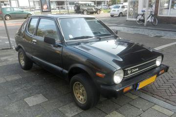 In het wild: Daihatsu Charade (G10, 1979)