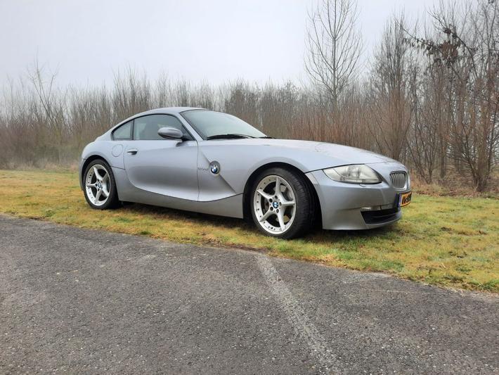 BMW Z4 Coupé 3.0si Executive (2006)