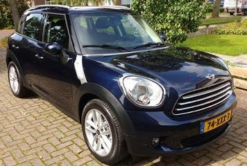 Mini Countryman Cooper D Edition (2012)