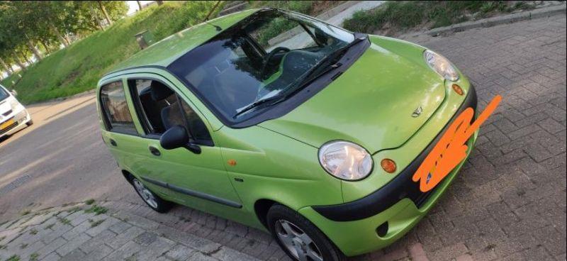 Daewoo Matiz 0.8 Style (2001)