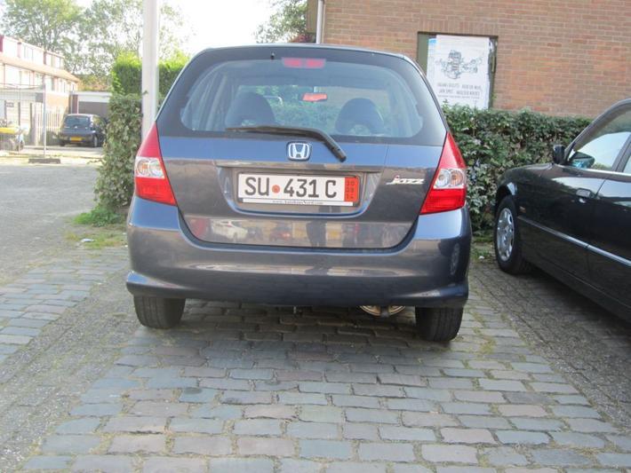Honda Jazz 1.2i Cool (2008)