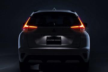 Vernieuwde Mitsubishi Eclipse Cross te zien