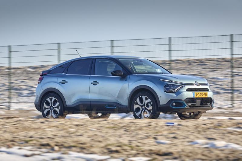 Test: Citroën ë-C4