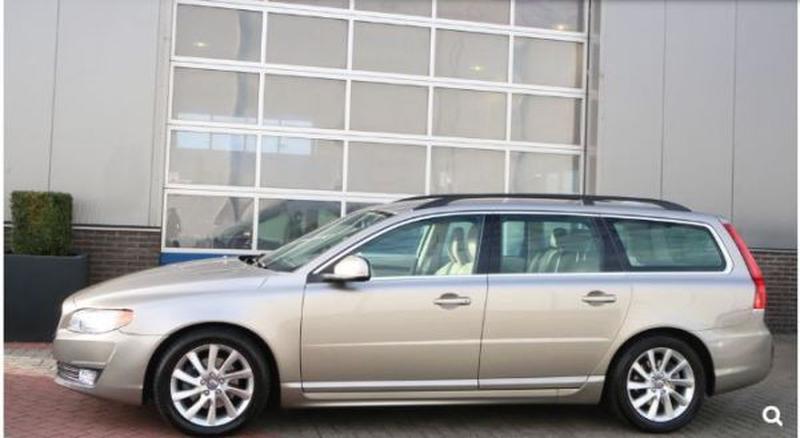 Volvo V70 D2 Momentum (2013) #4