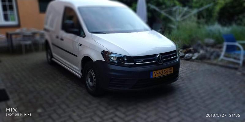 Volkswagen Caddy L1H1 1.4 TGI Ecofuel (2018)