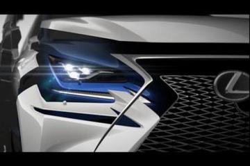 Facelift voor Lexus NX in zicht