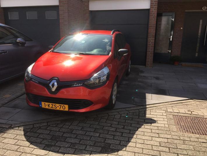 Renault Clio Estate dCi 90 Energy Authentique (2013)