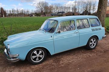 Volkswagen Type 3 Variant (1972) - In het Wild