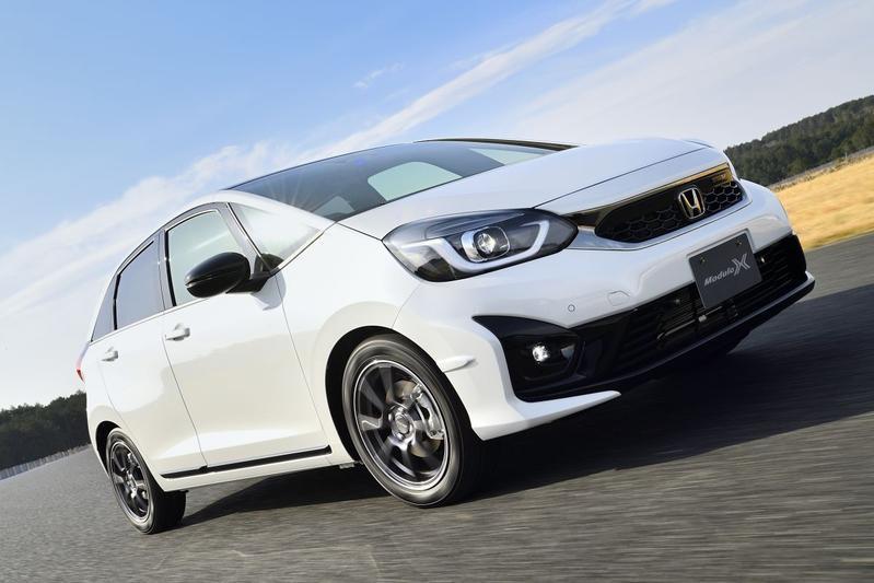 Honda Jazz Modulo X