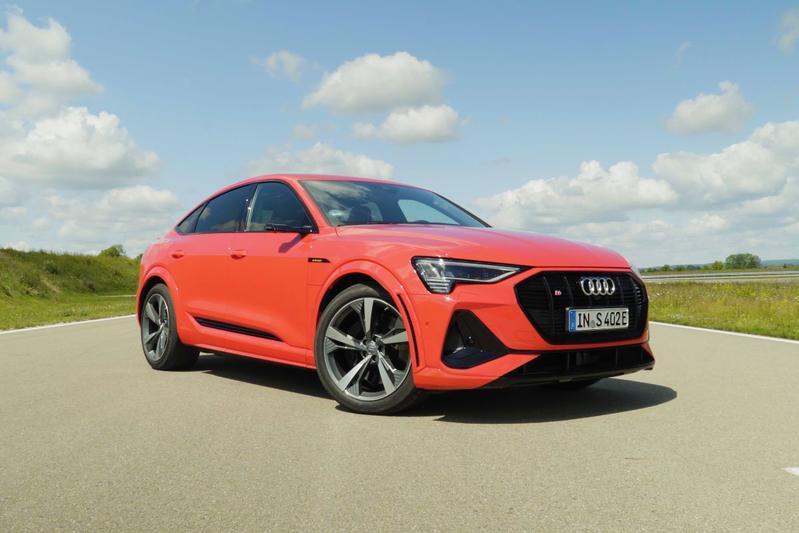 Audi e-tron S Sportback - Rij-impressie
