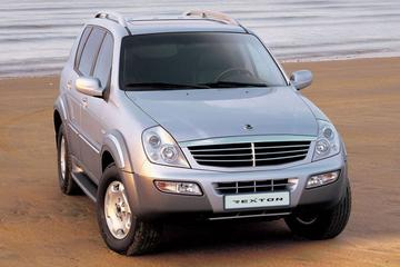 Facelift Friday: SsangYong Rexton