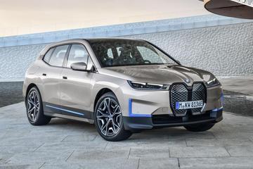 BMW schroeft productie elektrische auto's op