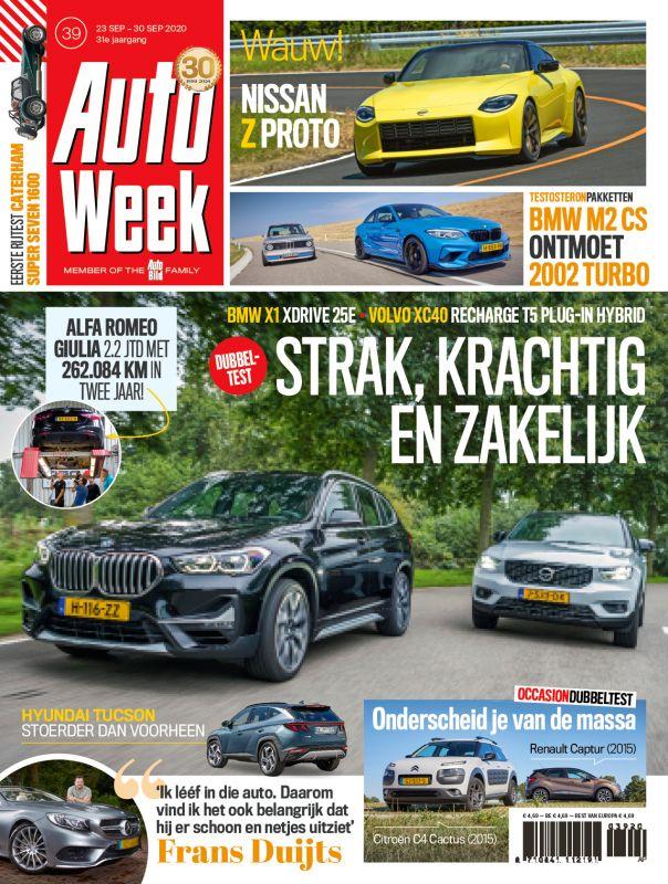 AutoWeek 39 2020