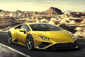 Lamborghini Huracán EVO nu ook als RWD