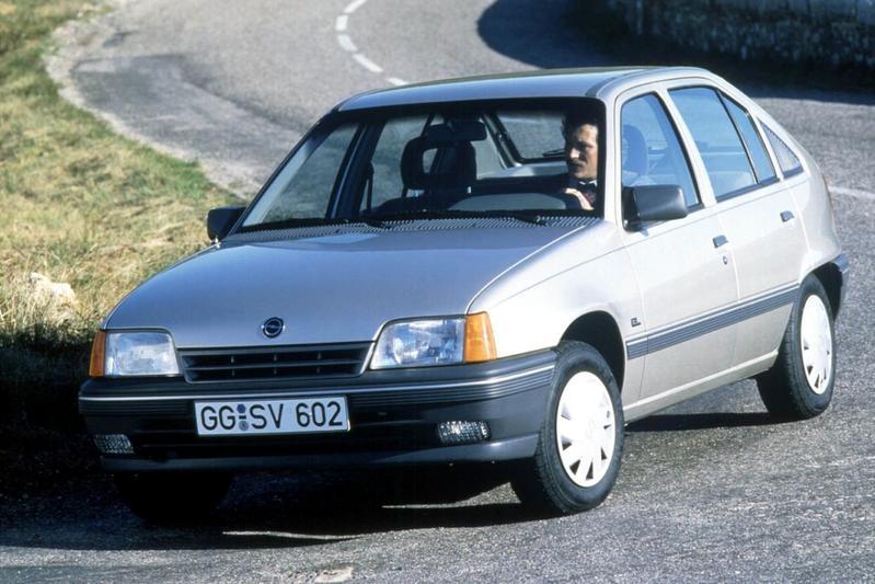 Opel Kadett 1.4i Beauty (1990)
