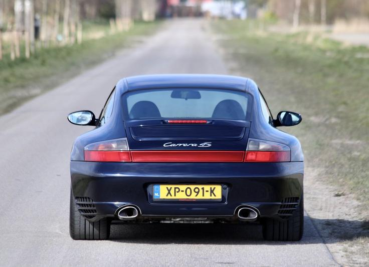 Porsche 911 Carrera 4S Coupé (2003)
