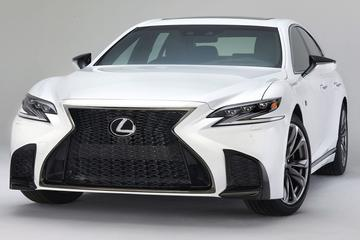 Dít is de Lexus LS als F-Sport