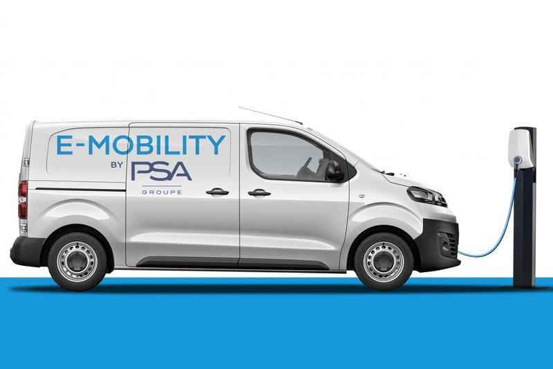Peugeot Expert EV elektrisch