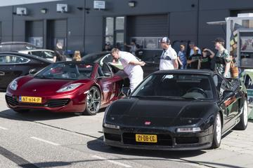 On tour: Supercars & Coffee