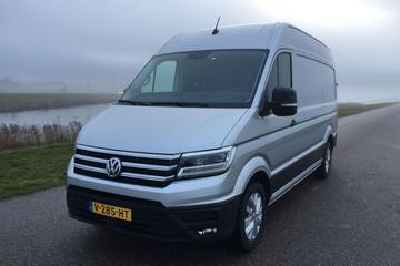 Gereden: Volkswagen Crafter 140 pk FWD automaat