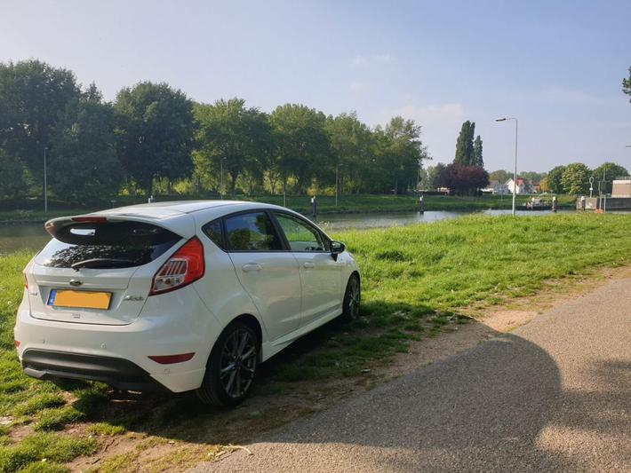 Ford Fiesta 1.0 EcoBoost 100pk ST Line (2016)