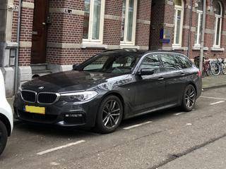 BMW 530i xDrive Touring (2018)