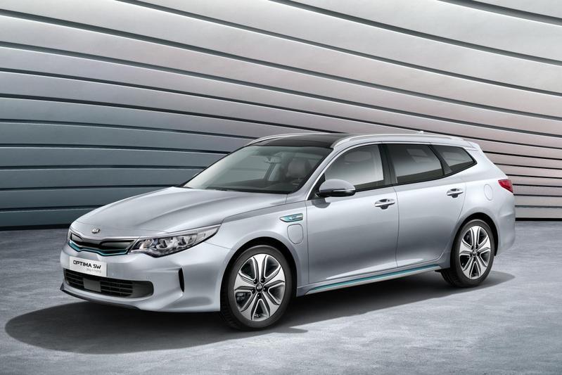 Prijs Kia Optima Sportswagon Plug In Hybrid Bekend