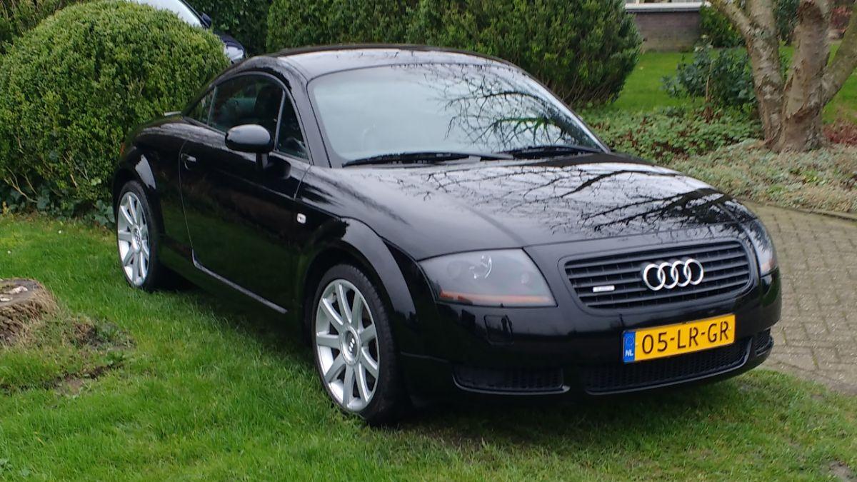 Audi TT Coupé 1.8 5V Turbo quattro 180pk (2003) review ...