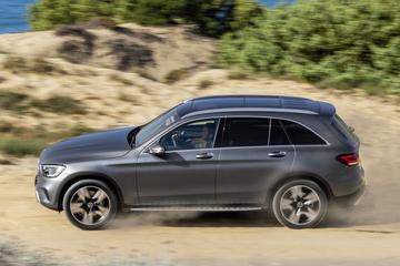 Mercedes-Benz GLC ook als 300de plug-in hybride