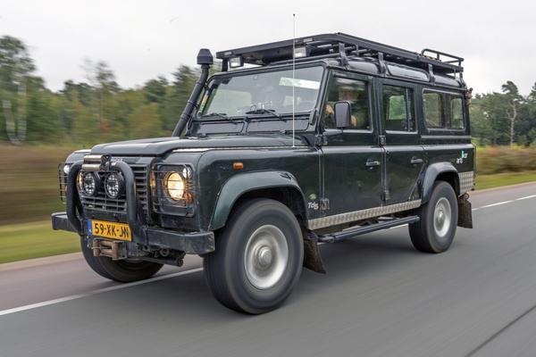 Land Rover Defender 110 Td5 - 1999 – 514.154 km - Klokje Rond