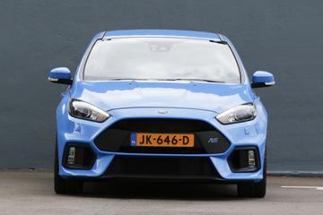 Officieel streep door nieuwe Ford Focus RS