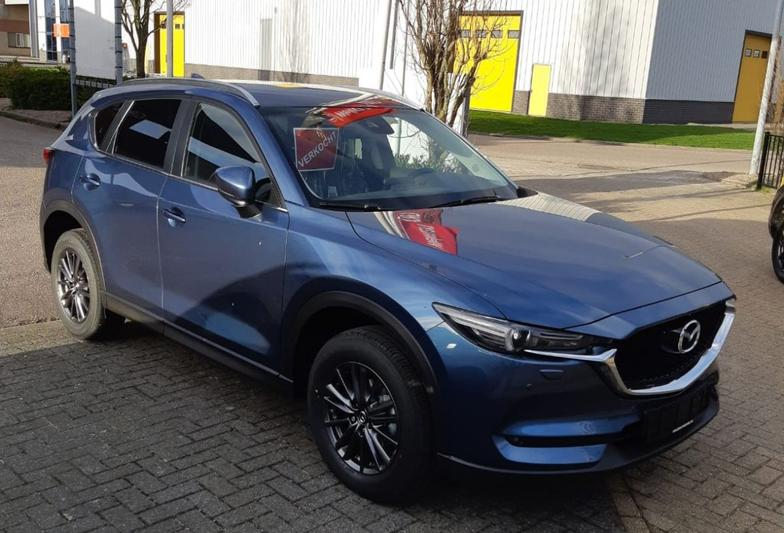 Mazda CX-5 SkyActiv-G 165 Business Comfort (2019)