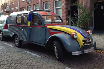 In het wild: Citroën 2CV 'besteleend' (1967)