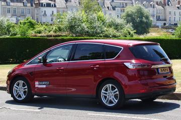 Afscheid: Ford S-Max 1.5 Ecoboost Titanium