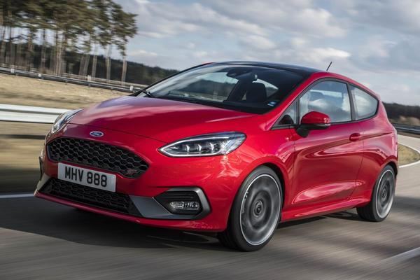 In detail: Ford Fiesta ST