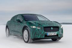 Live: onthulling Jaguar i-Pace