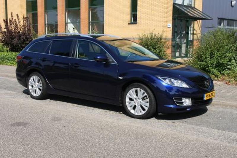 Mazda 6 SportBreak 2.2 CiTD 163pk Business+ (2009)