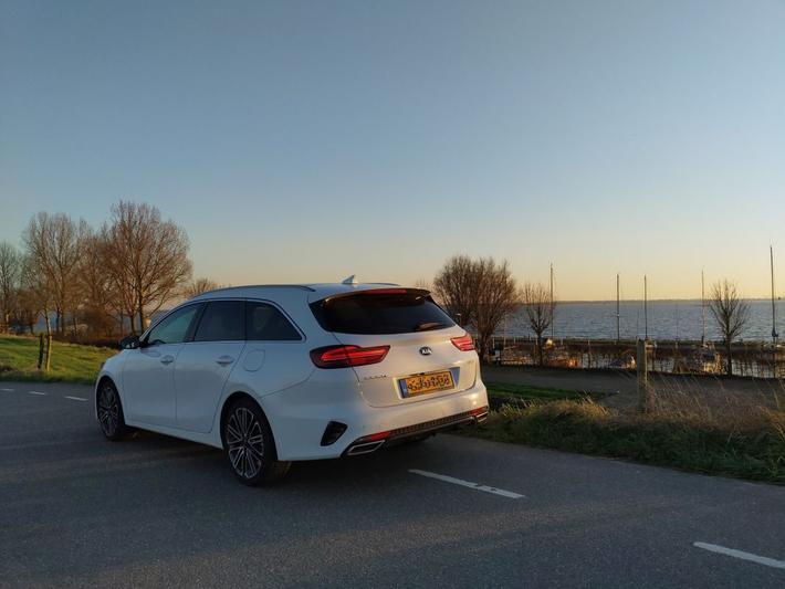 Kia Ceed Sportswagon 1.4 T-GDi GT-Line (2019)