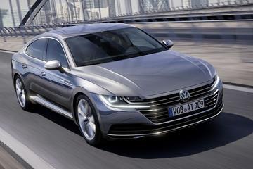 Volkswagen hint naar GTE-versies van Arteon en Tiguan