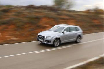 Rij-impressie - Audi Q7 e-tron 3.0 TDI quattro