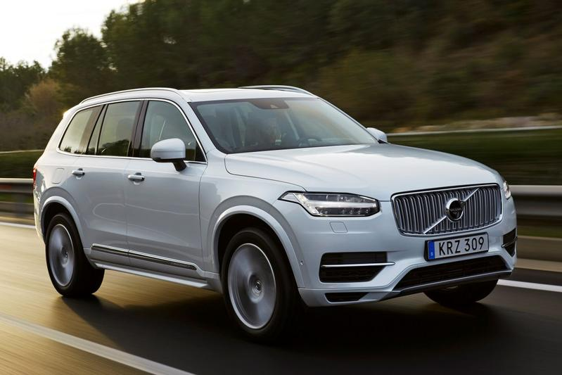 Volvo XC90 D5 AWD Inscription (2016)