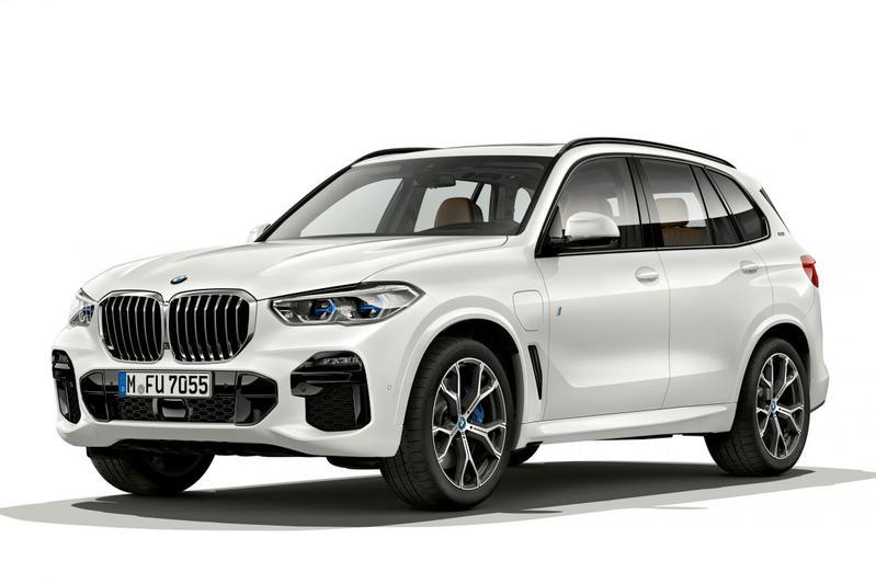 BMW xDrive45e iPerformance gepresenteerd