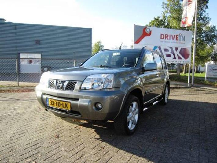 Nissan X-Trail 2.5 4WD Columbia Style (2006)