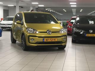 Volkswagen Up 1.0 TSI 90pk high up! (2017)
