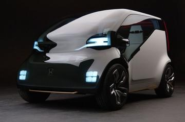 Honda NeuV debuteert in Las Vegas